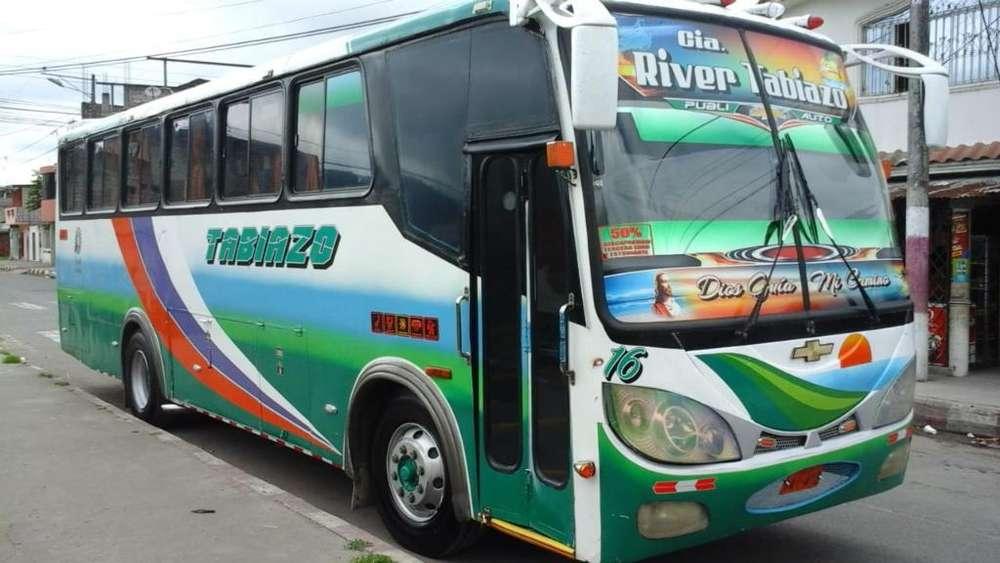 Bus Frt 2007 con Acciones