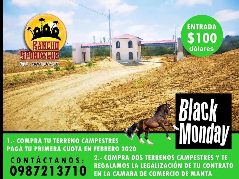 Lotes Campestres, Venta 1.000m2 Valor 9.900 Usd, Tu Finca Familiar o Para Tu Casa De Campo, Pile Manabi SD1