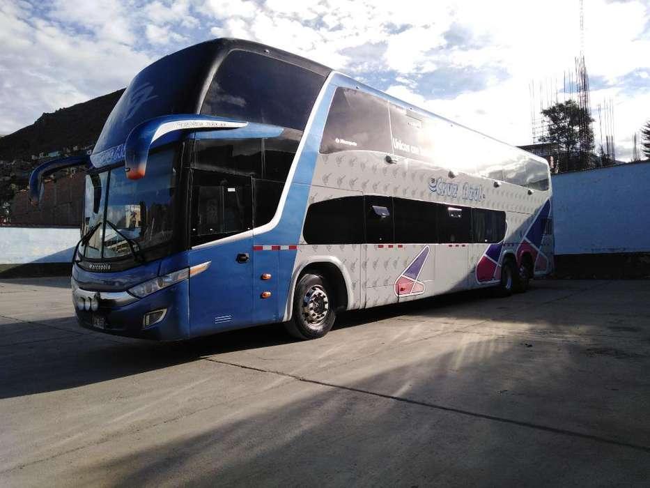 Ocasion Vendo Bus de 2 Pisos