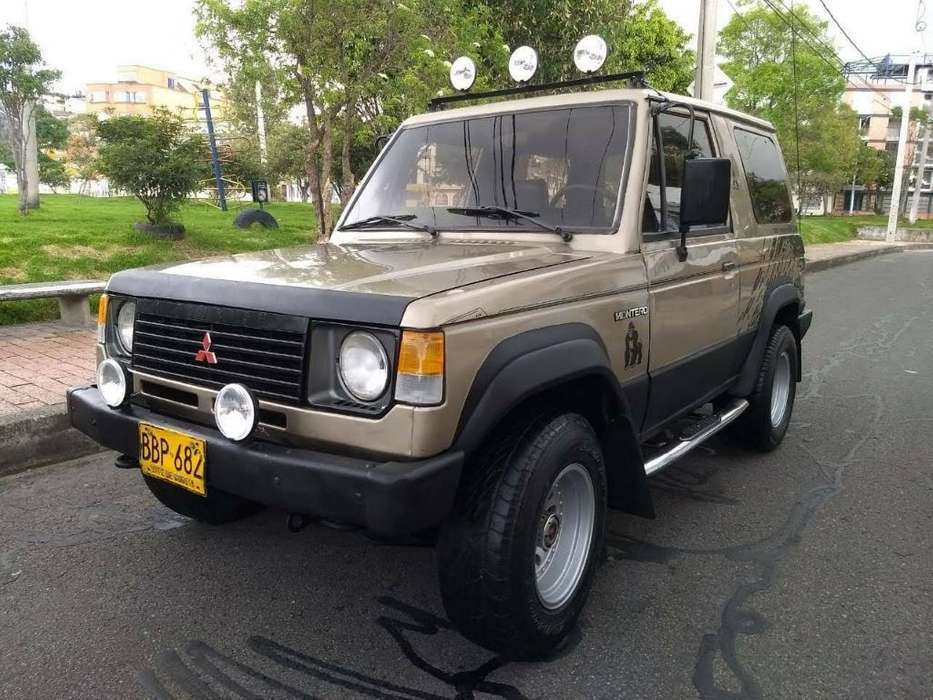 <strong>mitsubishi</strong> Montero 1992 - 171000 km