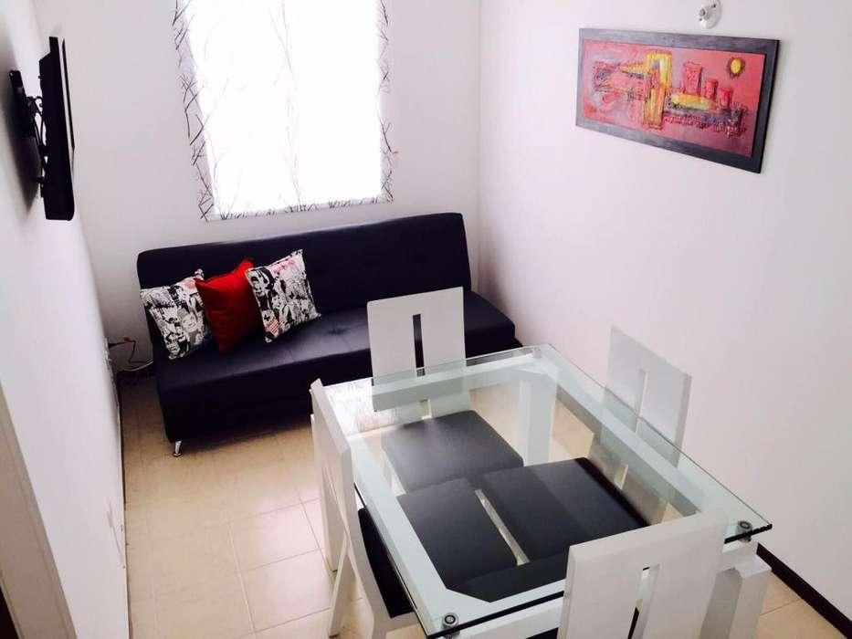Apartamento en 1er piso en el caney