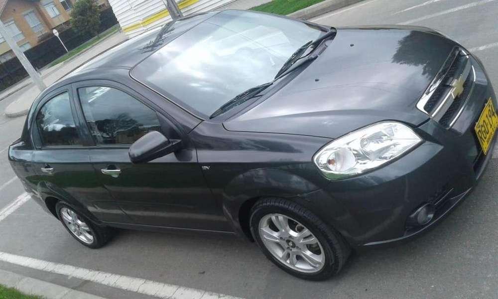 Chevrolet Aveo Emotion 2011 - 74000 km