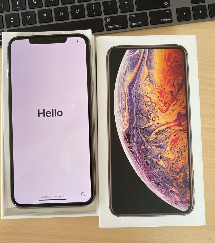 iPhone Xs Max 64, 256, 512 Garantía Apple 10/10 casi nuevos