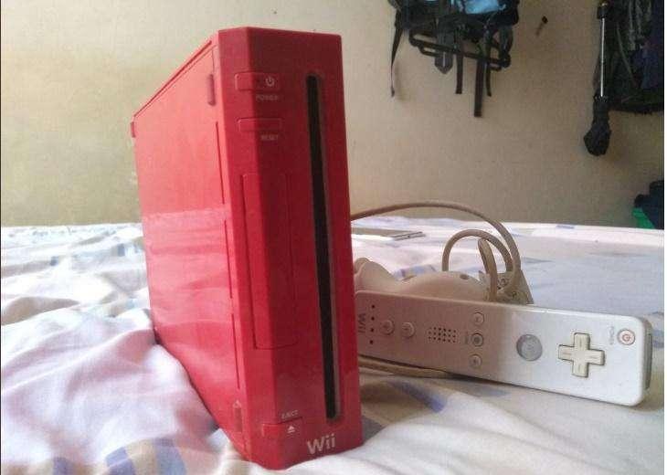 Nintendo Wii Mario Edition