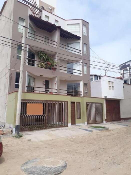 Alquilo Departamento en Balneario de Pimentel