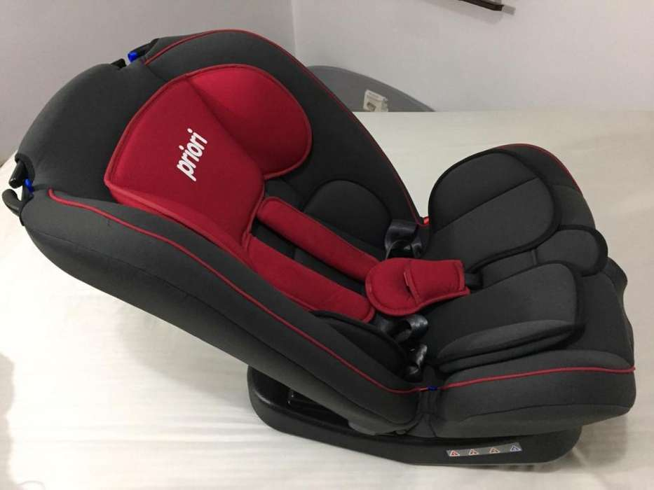 Silla para carro de bebé Phantom roja