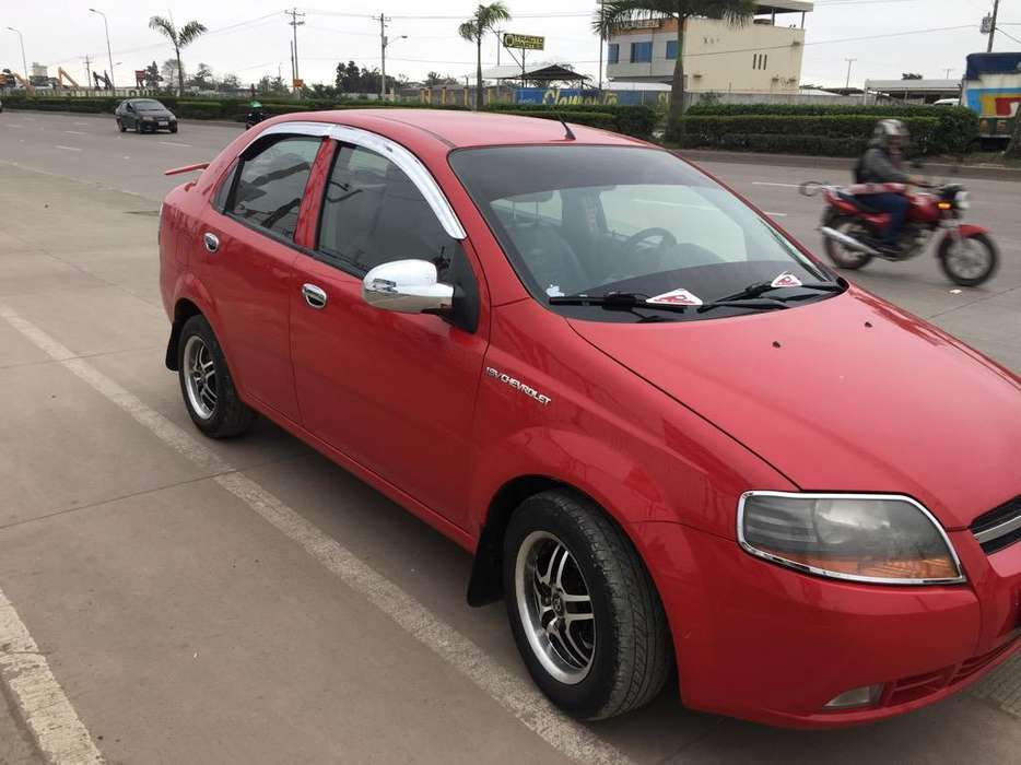 Chevrolet Aveo 2010 - 185000 km