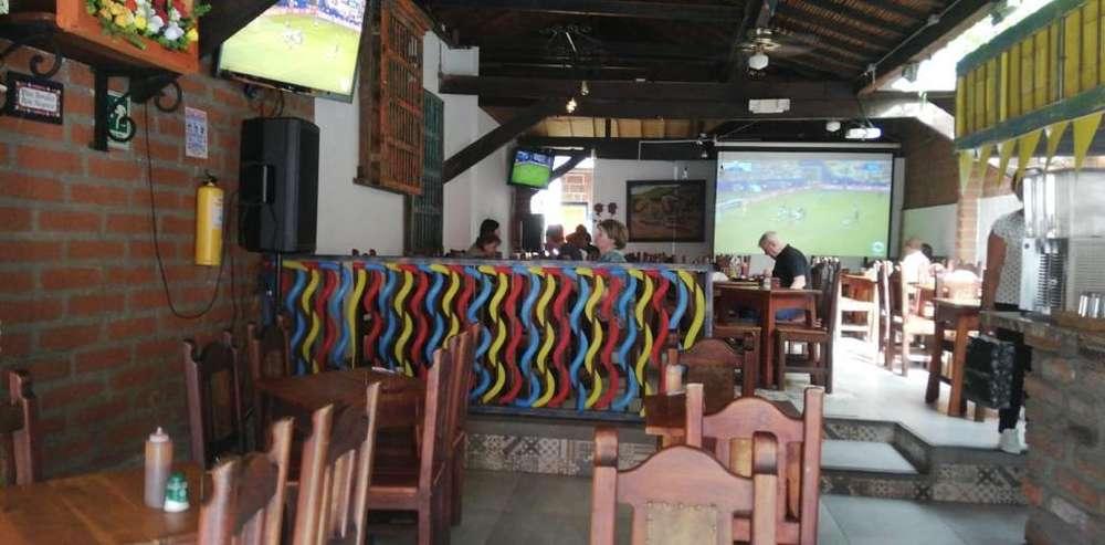 Restaurante - <strong>bar</strong> Sector Parque de Envigado. Código 845526