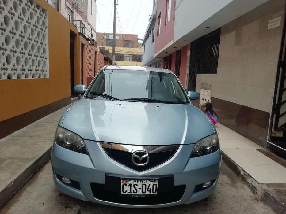 Mazda 3 Speed 2008 - 75000 km