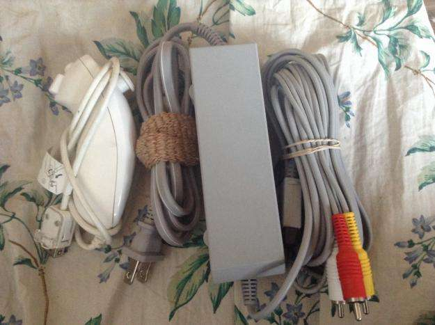 Cables nintendo Wii