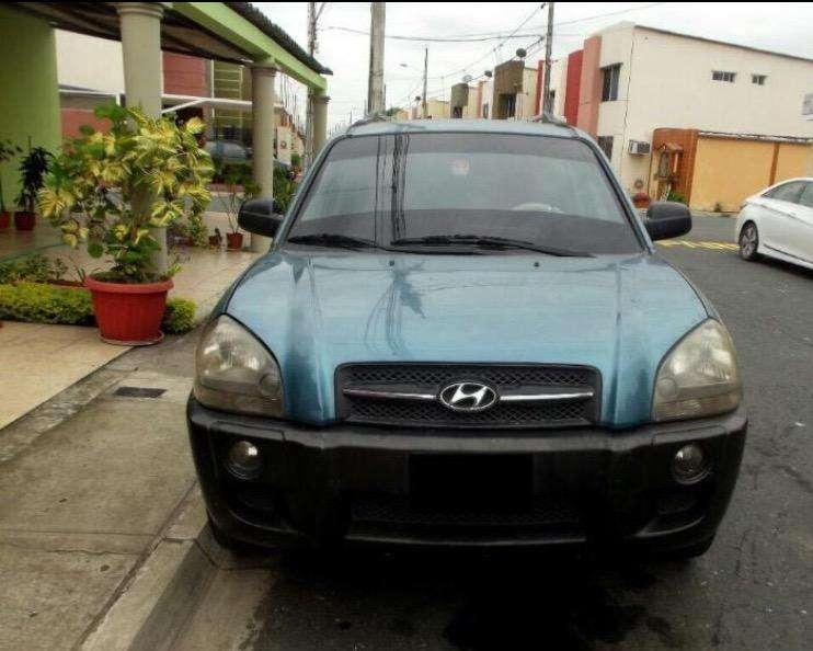 Hyundai Tucson 2006 - 400000 km
