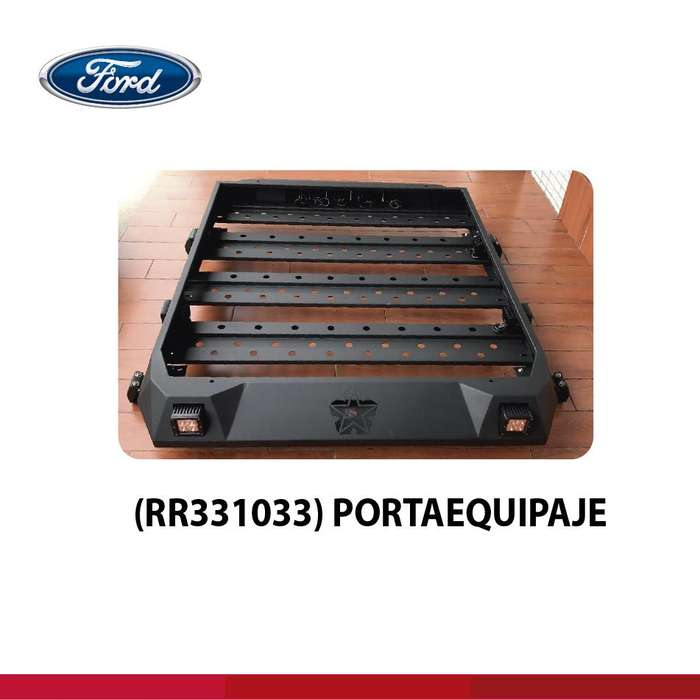 PORTAEQUIPAJE <strong>ford</strong>
