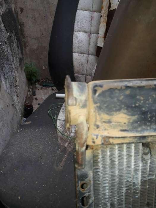 Radiador Peugeot Chata