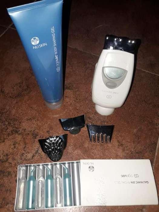 Vendo Hoy Galvanica Facial Nu Skin crema 2900