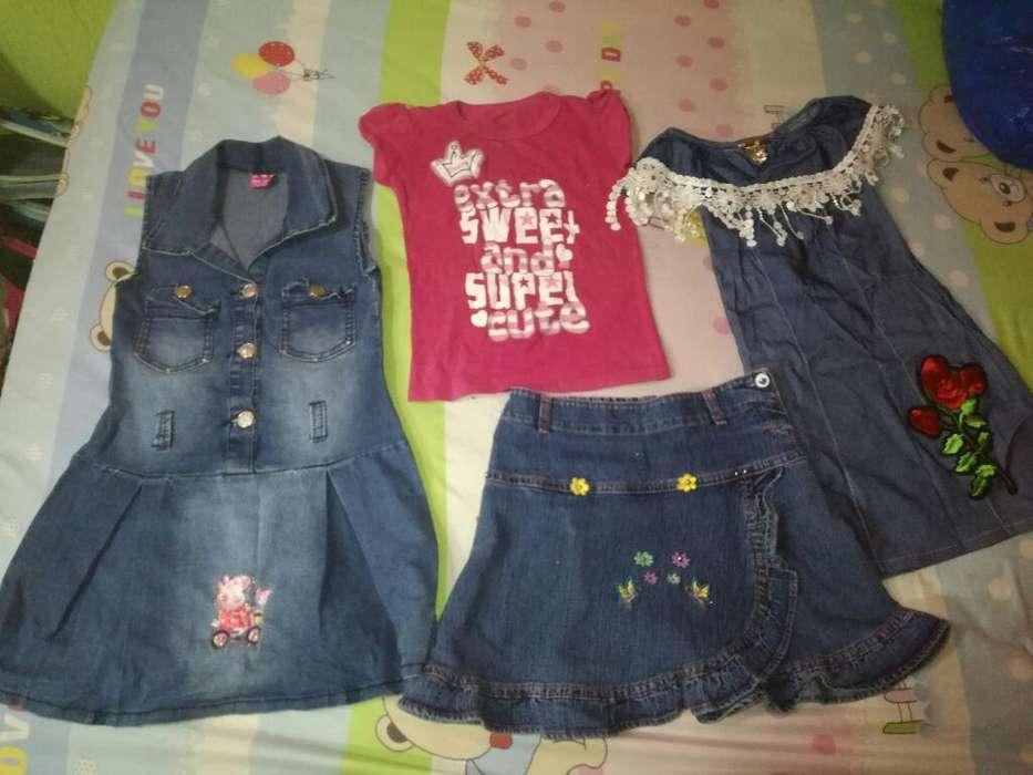 <strong>ropa</strong> Niña en Buen Estado
