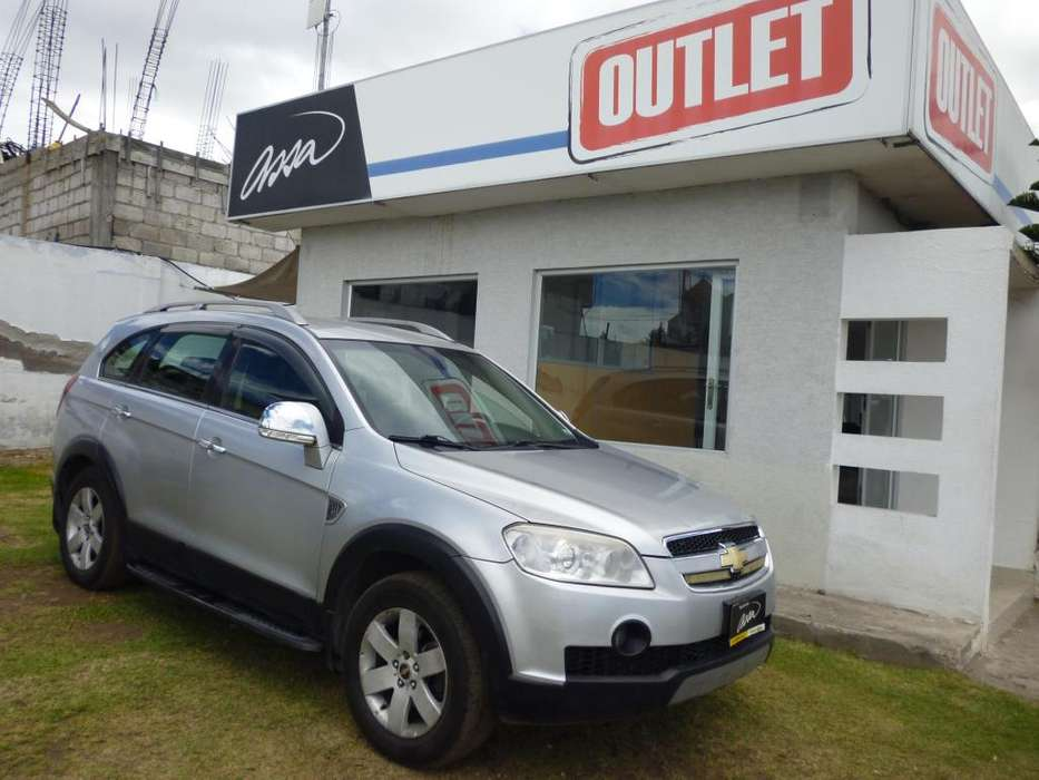 Chevrolet Captiva 2008 - 146539 km