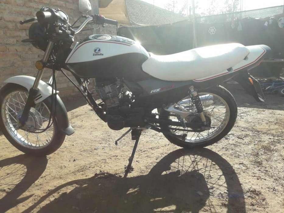 Vendo Zanella Llevada a 200cc M2016