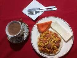 Refrigerios, pasabocas, desayunos, algos, meriendas