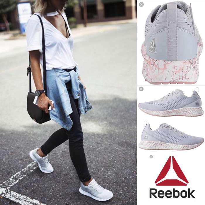Reebok Flashfilm Dusty Grey