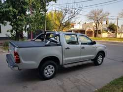 Toyota Hilux Dx Pack Año 2012 Impecable
