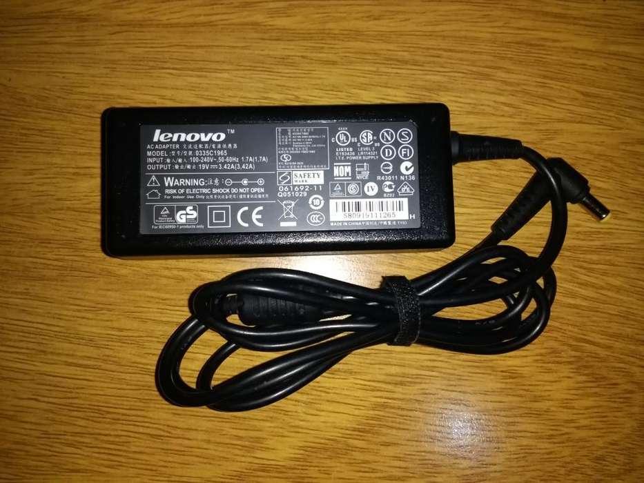 Cargador Notebook Lenovo 19v 3.42a