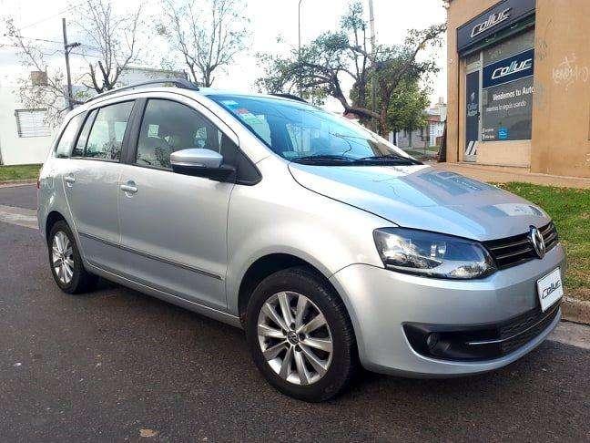 Volkswagen Suran 2012 - 72300 km