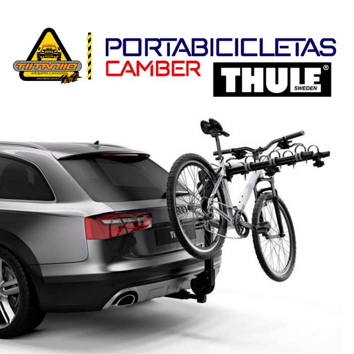 Portabicicletas Thule Camber