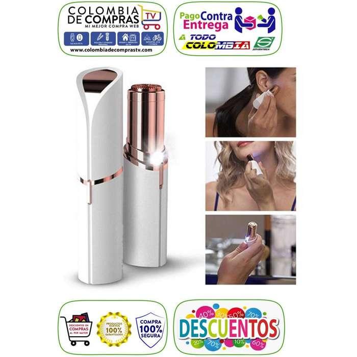 Depiladora Tv Flawless 18k Gold Vello Facial Sin Dolor Nuevas, Originales, Garantizadas.