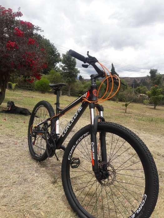 Ganga Bicicleta Rin 27 Totalmente Nueva