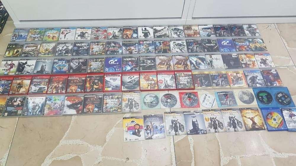 Juegos Ps3 Play 3 Excelentes Precios Mas De 100 Juegos