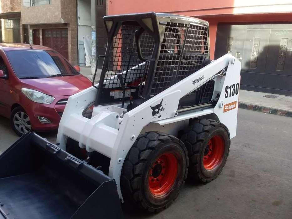 Minicargador Bobcat S130 - 2007