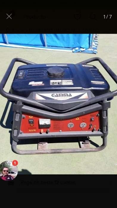 Vendo Generador Gamma 2500