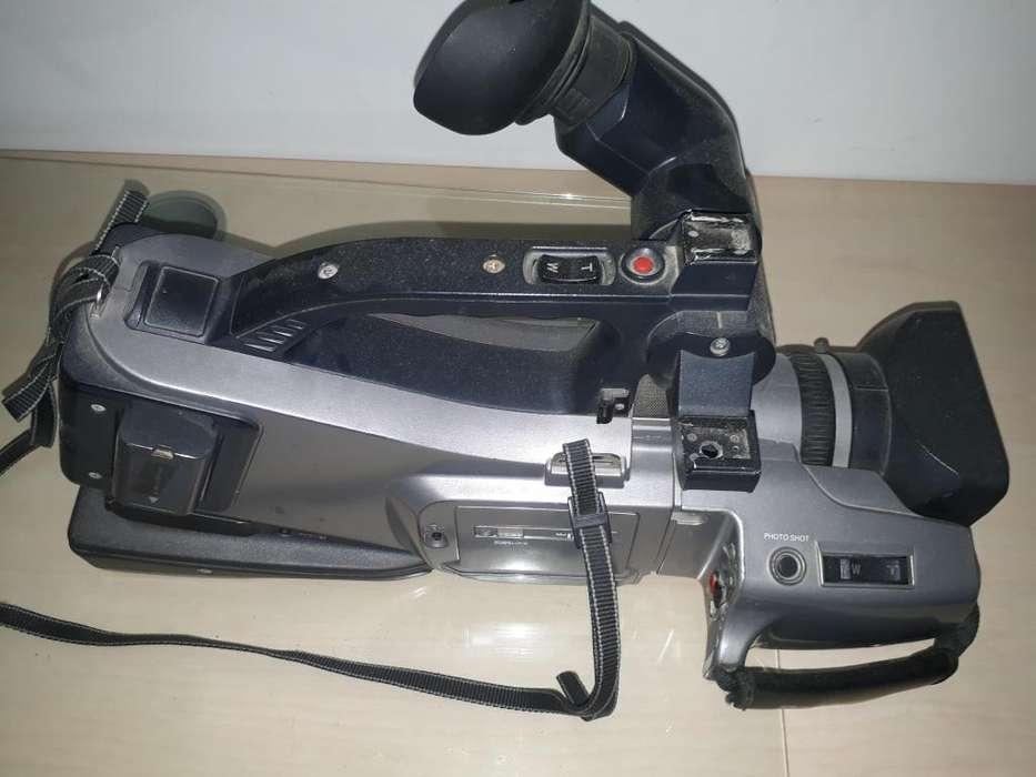 Vendo Camara Panasonic MiniDV