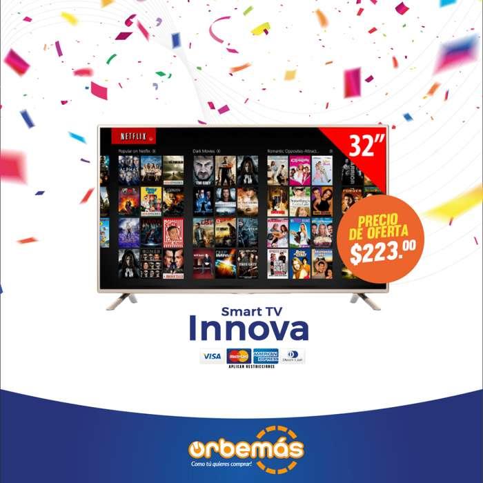 Televisor Smart TV INNOVA 32