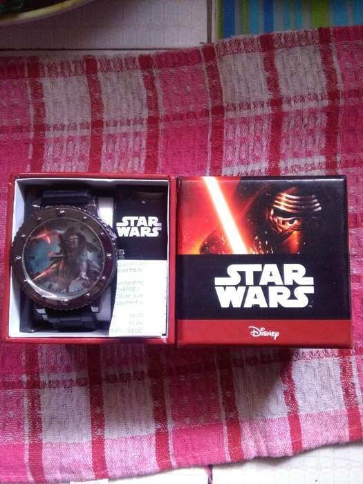 Reloj Star Wars Original