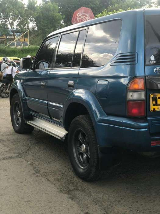 Toyota Prado 2000 - 120000 km