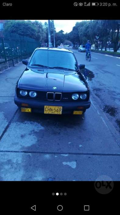 <strong>bmw</strong> M3 1987 - 117000 km