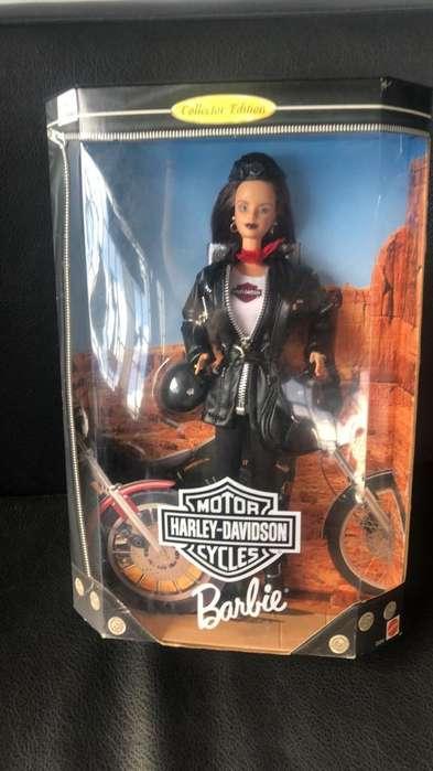 Barbie Harley, Original de Coleccion