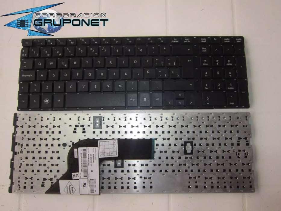 Teclado Laptop Hp 4510, 4515, 4710, 4750, 4700 Nuevo Español