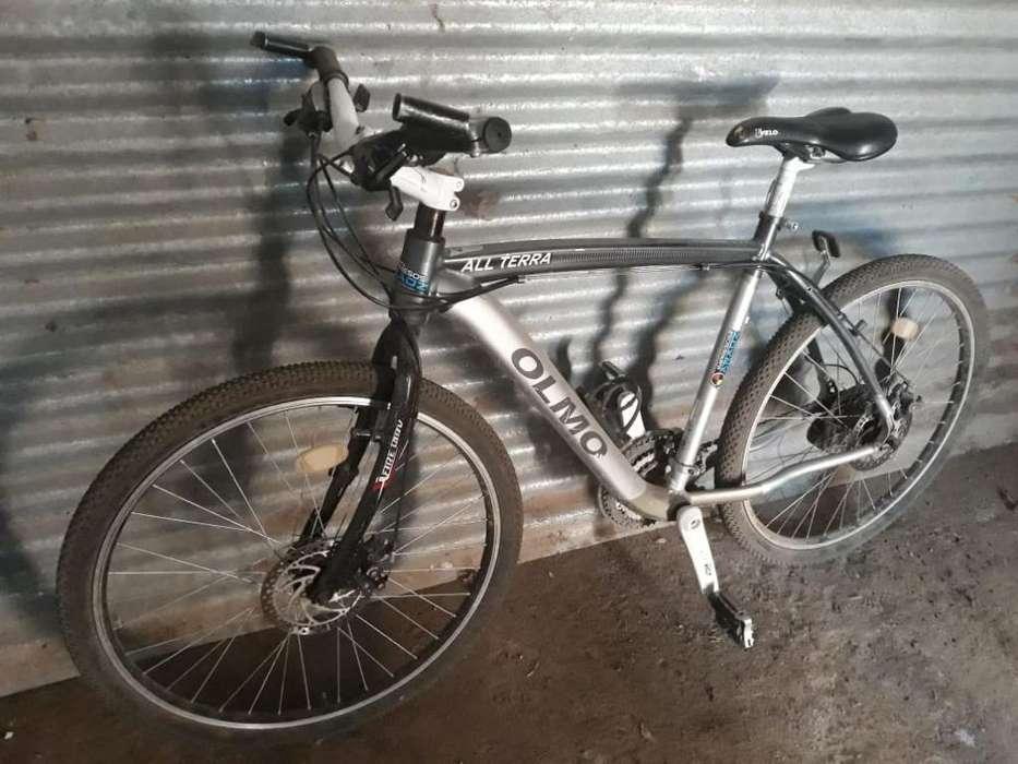 Vendo Bici Olmo