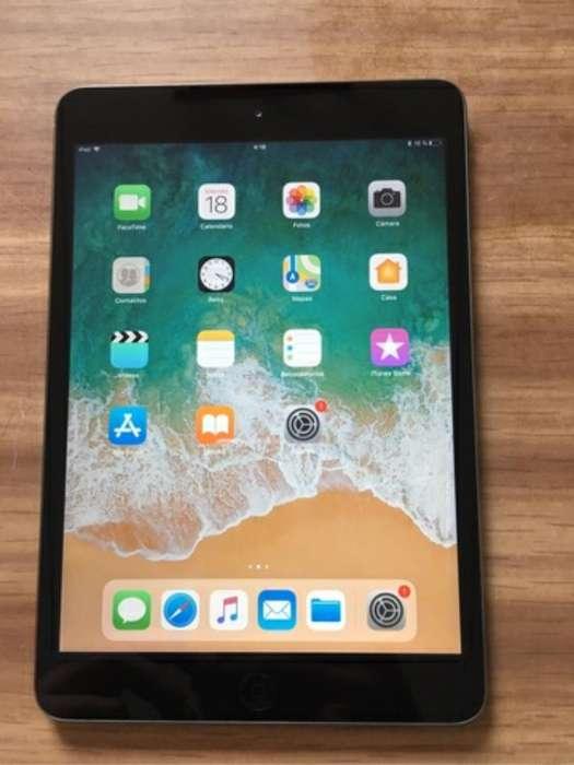 iPad Mini 2. Silver de 32 Gs