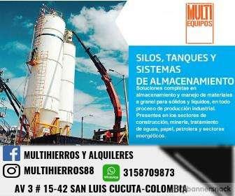 silos , plantas concreto
