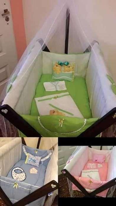 Catre Cuna para Bebe Reforzado