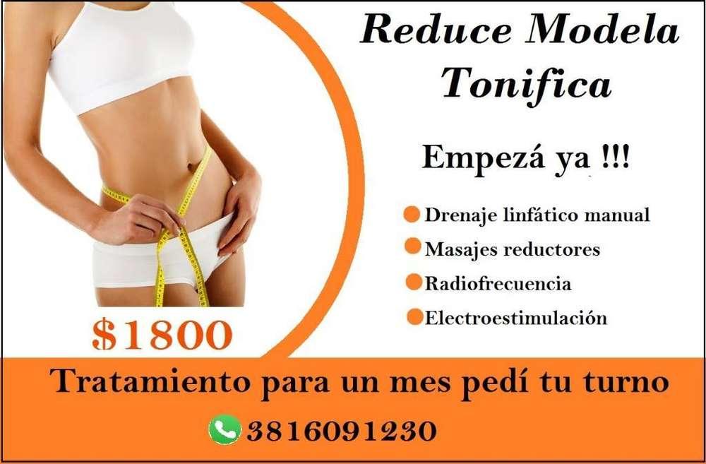 Tratamiento Reductor