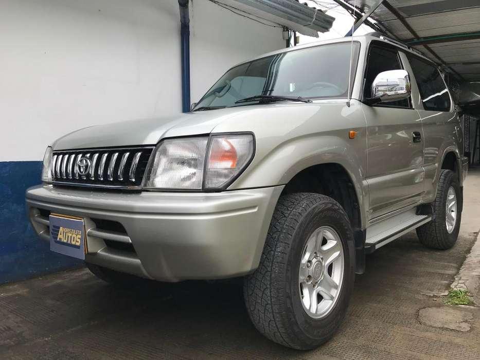 Toyota Prado 2007 - 115000 km