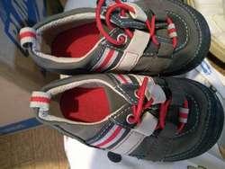 Zapatos Bebe Talla 18