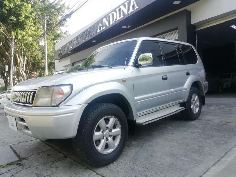 Toyota Prado 2004 - 151000 km