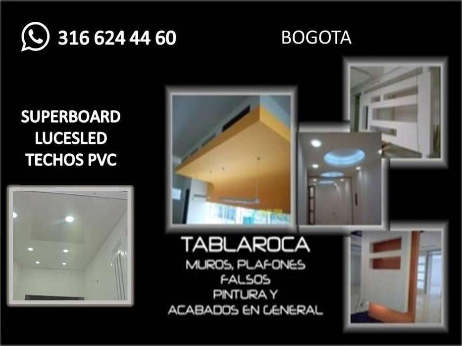 TECHO PVC INSTALAMOS Y DRYWALL WASAP 316 624 44 60