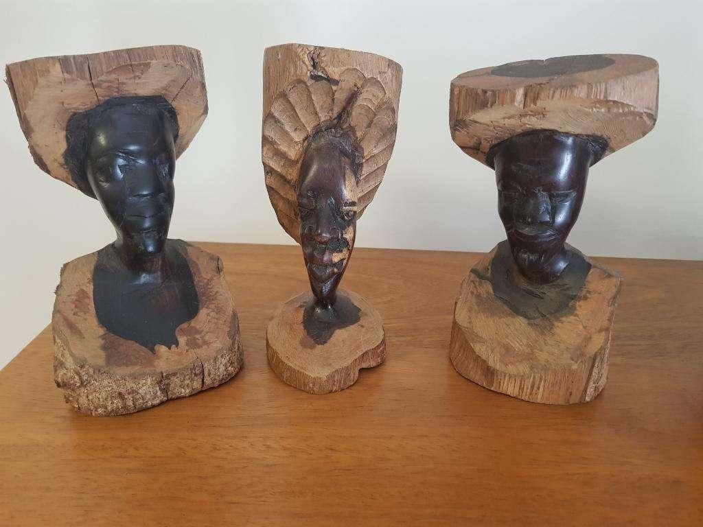 Figuras de Madera Africana