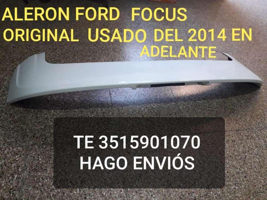 <strong>aleron</strong> Ford Focus Original Usado